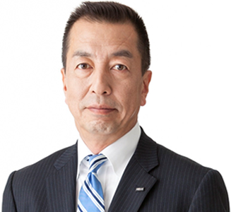 President and Chief Operating Officer Seiichi Enomoto